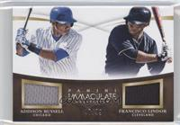 Addison Russell, Francisco Lindor /99