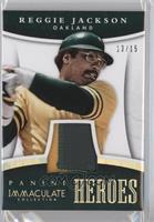 Reggie Jackson /15