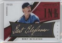 Bert Blyleven /25