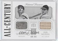 Ted Williams, Stan Musial /99
