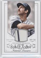 Thurman Munson /10
