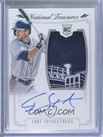 Rookie Material Signatures - Cory Spangenberg /5