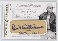 Dick Williams #18/25