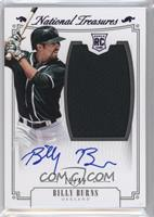 Rookie Material Signatures - Billy Burns /49