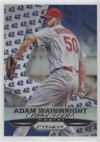 Adam Wainwright /42