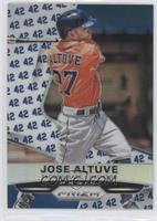 Jose Altuve /42