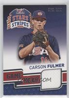 Carson Fulmer /299