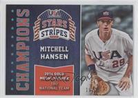 Mitchell Hansen /25