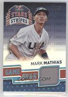 Mark Mathias /25