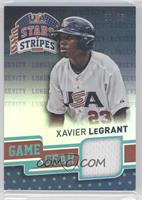 Xavier LeGrant /25