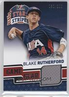Blake Rutherford /299