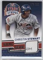 Christin Stewart /299
