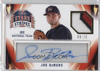 Joe DeMers #9/25