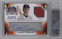 Dansby Swanson /99 [BGS8.5]