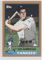 Joe DiMaggio /50