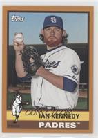 Ian Kennedy /50