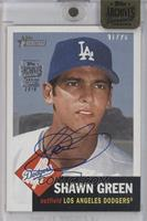 Shawn Green (2002 Topps Heritage) /26 [ENCASED]