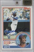 Mookie Wilson (1983 Topps) /40 [ENCASED]