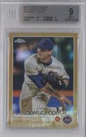 Matt Harvey /50 [BGS 9]