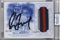 Greg Maddux /10 [ENCASED]