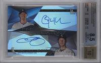 Chris Sale, Clayton Kershaw /50 [BGS 8.5]
