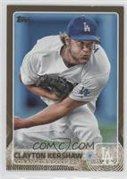Clayton Kershaw /2015