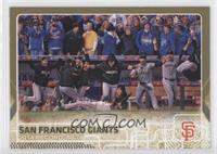 San Francisco Giants /2015