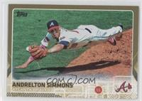 Andrelton Simmons /2015