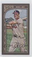 Short Print - Eddie Mathews