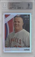 Mike Trout /566 [BGS 9]