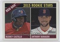 Anthony Ranaudo, Rusney Castillo /999