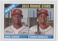 Daniel Corcino, Yorman Rodriguez