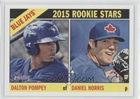 Dalton Pompey, Daniel Norris