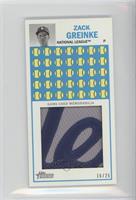 Zack Greinke /25