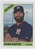 Short Print - Evan Gattis (Base)