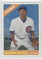 Short Print - Addison Russell (Base)