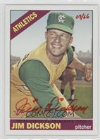 Jim Dickson /66