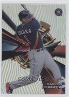 Waves - Carlos Correa