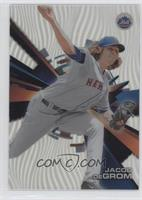 Waves - Jacob deGrom (Grey Jersey)