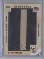 Glen Perkins  #1/1
