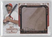 Matt Carpenter /35