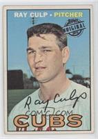 Ray Culp [GoodtoVG‑EX]