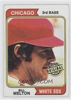 Bill Melton [Good to VG‑EX]