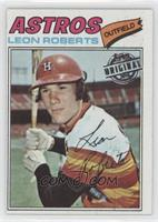 Leon Roberts [Good to VG‑EX]