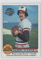Sammy Stewart