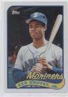 Ken Griffey Jr. (89 Topps Traded)