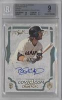 Brandon Crawford /50 [BGS 9]