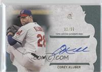 Corey Kluber /50