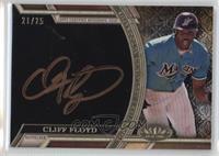 Cliff Floyd /25