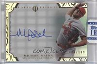 Michael Wacha /189 [ENCASED]